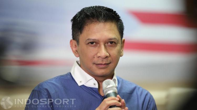Pertemuan Iwan Budianto dengan BOPI Copyright: Herry Ibrahim/Indosport