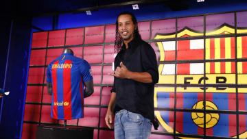 Duta Barcelona, Ronaldinho.