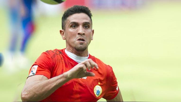 Pedro Javier Persija Jakarta Copyright: Goal