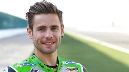 Pembalap Spanyol, Alvaro Bautista. - INDOSPORT