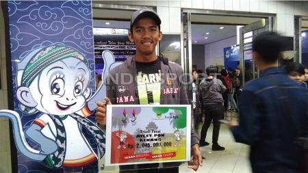 Triadi Fauzi Sidiq total memperoleh bonus sebesar Rp2,045 miliar dari Pemerintah Jawa Barat. - INDOSPORT