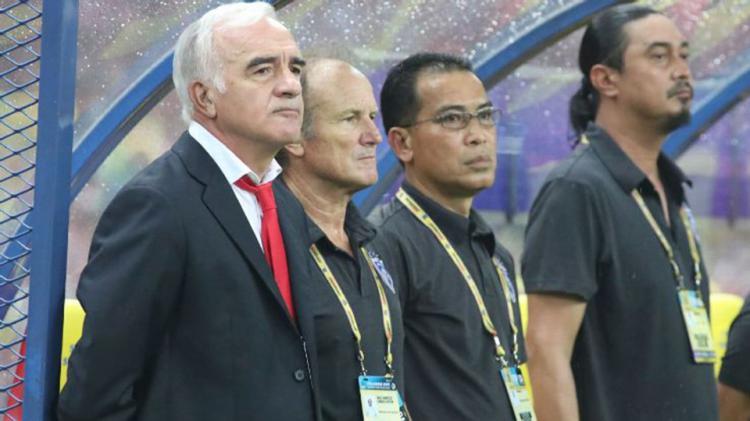 Mario Gomez turun dari jabatannya sebagai pelatih kepala Johor Darul Takzm