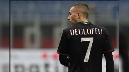 Striker Liga Inggris dari Watford, Gerard Deulofeu, ingin kembali ke AC Milan. - INDOSPORT
