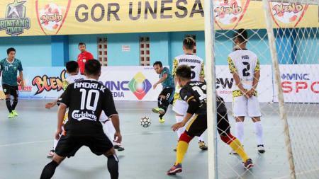 Pertandingan PFL Futsal 2017. - INDOSPORT