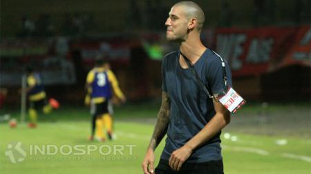 Dane Milovanovic sempat dikabarkan mengalami masalah mental. - INDOSPORT
