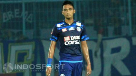 Bagas Adi Nugroho, siap matikan penyerang Bali United. - INDOSPORT