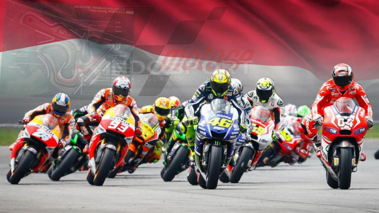 Siap gelar MotoGP Indonesia 2018, Dorna nantikan Sirkuit Jakabaring di Palembang, Sumatera Selatan. Copyright: Grafis: Eli Suhaeli/INDOSPORT/Istimewa