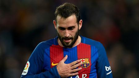 Aleix Vidal pada laga saat melawan Real Sociedad. - INDOSPORT