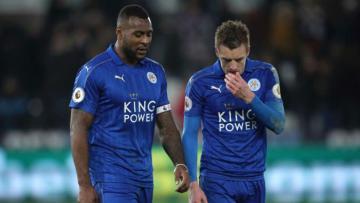 Leicester City baru menelan kekalahan 0-2 dari Swansea City.