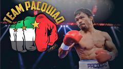 Indosport - Manny Pacquiao akan bertanding di Uni Emirat Arab.
