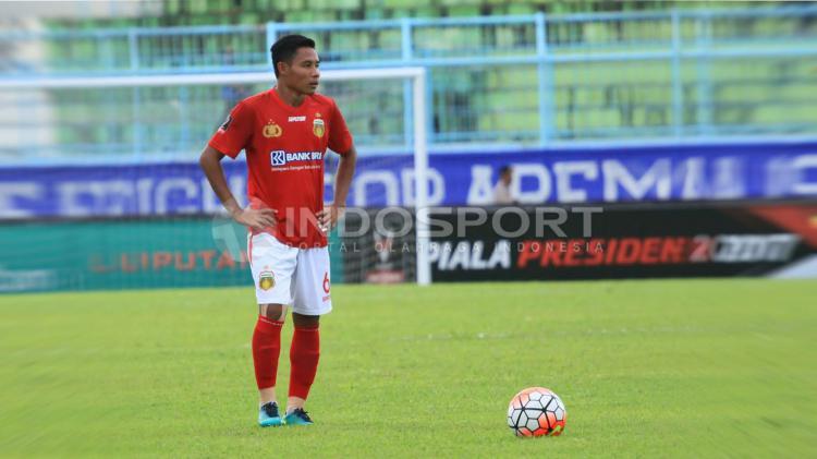 Evan Dimas (Bhayangkara FC) Copyright: Ian Setiawan/Indosport