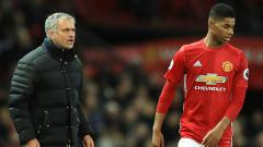 Indosport - Marcus Rashford bocorkan skema laris manisnya Manchester United dapat penalti berkat Jose Mourinho. Hal ini buat rival Liga Inggris, Liverpool dan Jurgen Klopp pastinya murka.