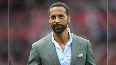 Legenda Manchester United, Rio Ferdinand. - INDOSPORT