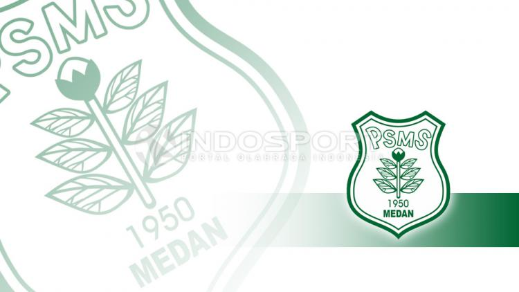 Logo PSMS Medan Copyright: Indosport