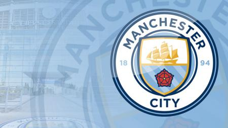 Logo Manchester City. - INDOSPORT