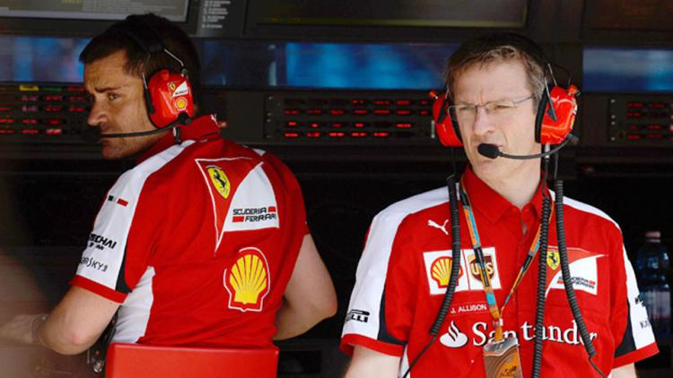Tim Ferrari Formula 1. Copyright: encdn.f1i