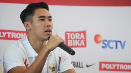Bek Persija Jakarta, Ryuji Utomo. - INDOSPORT