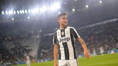 Indosport - Paulo Dybala memborong dua gol saat Juventus mengalahkan Palermo.