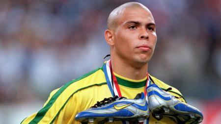 Ronaldo pada laga saat melawan Prancis. - INDOSPORT