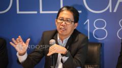 Indosport - Waketum PSSI, Joko Driyono.