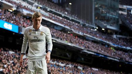 Berikut lima pemain yang bisa menggantikan Toni Kroos di Real Madrid jika sang pemain hengkang ke Juventus. - INDOSPORT