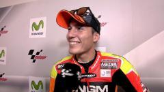 Indosport - Aleix Espargaro mengklaim bahwa motor anyar milik tim Aprilia Racing untuk MotoGP 2020 lebih baik ketimbang kuda besi Yamaha.