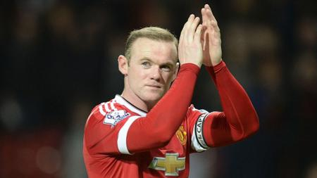 Wayne Rooney, mantan striker Man United. - INDOSPORT