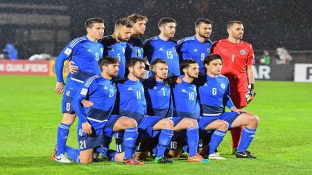 Timnas San Marino. - INDOSPORT