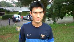 Indosport - Zalnando ingin bermain di SEA Games bersama Timnas Indonesia.