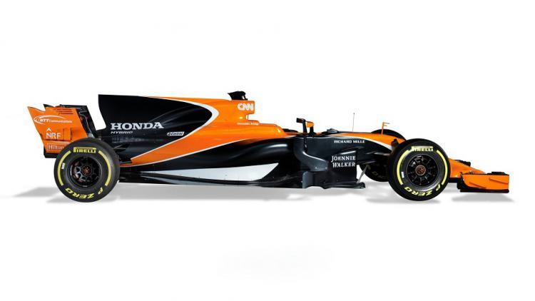 Caption Copyright: Twitter/McLarenF1
