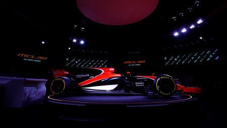 Tim McLaren-Honda. - INDOSPORT