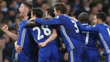 Chelsea menang atas Swansea City.