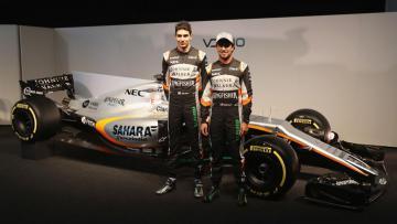 Force India kembali tampil di kancah Formula 1 musim 2017.