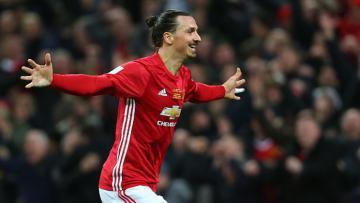 Zlatan Ibrahimovic disebut sebagai satu-satunya pemain Man United yang bermain baik di final Piala Liga Inggris.
