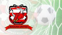 Indosport - Logo Madura United.