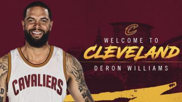 Deron Williams resmi gabung Cleveland Cavaliers.