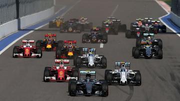 Rusia tetap menjadi tuan rumah ajang Formula 1 hingga 2025.