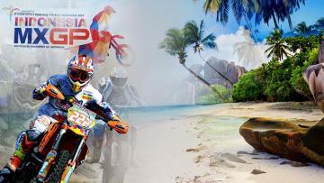 Salah satu lokasi MXGP 2017 akan berlangsung di Pangkal Pinang, Indonesia.