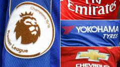 Indosport - Jersey Liga Inggris