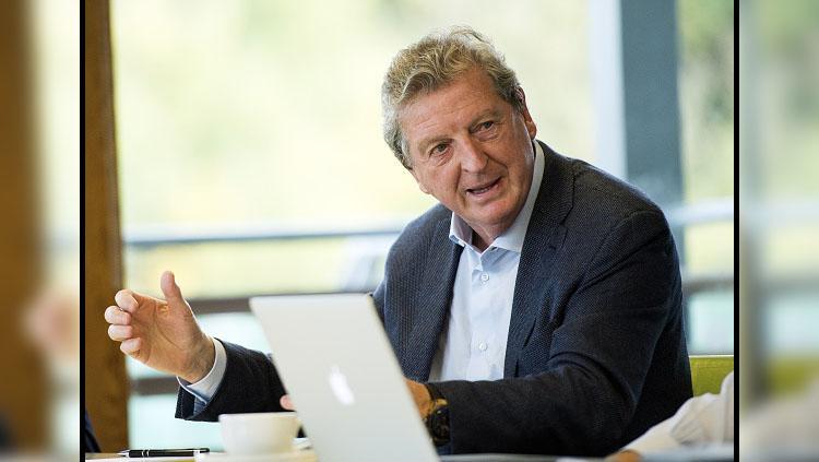Mantan pelatih Tim Nasional Inggris, Roy Hodgson Copyright: amonn M. McCormack/Getty Images