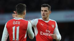Indosport - Granit Xhaka sudah telanjur punya reputasi buruk di Arsenal.