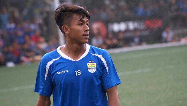 Febri Hariyadi (Persib Bandung) Copyright: destinasibandung