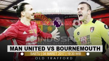 Manchester United vs Bournemouth.