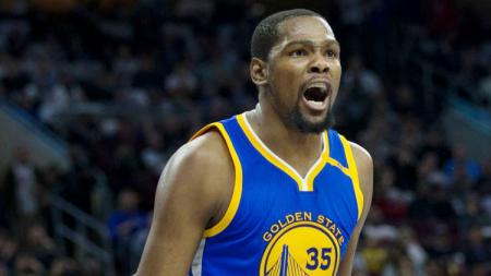 Pemain Golden State Warriors, Kevin Durant. - INDOSPORT