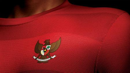 Desain lama jersey Timnas Indonesia - INDOSPORT