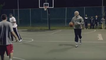 Pemain megabintang Cleveland Cavaliers, LeBron James.