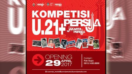 Kompetisi U-21 Persija Jakarta. - INDOSPORT