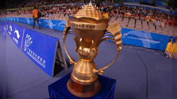 Piala Sudirman.