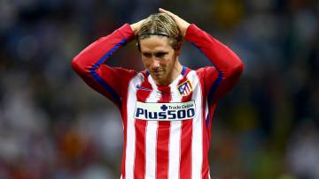 Fernando Torres (Atletico Madrid).