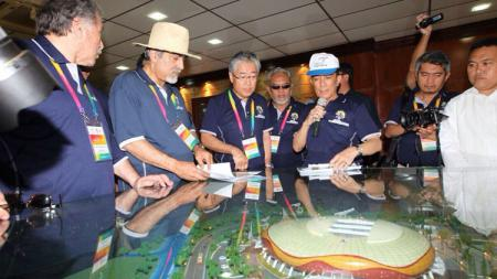 Koordinasi Rapat Komite VI Asian Games 2018. - INDOSPORT